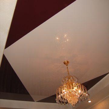 Натяжные потолки сделают ваш дом неповторимым!