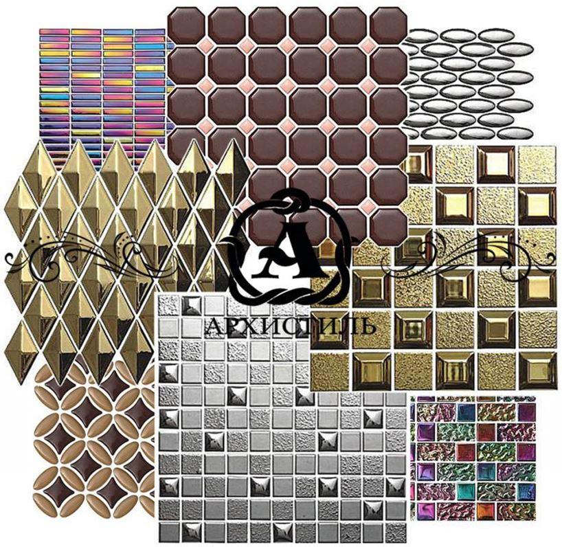 Мозаичная плитка Архистиль Бишкек