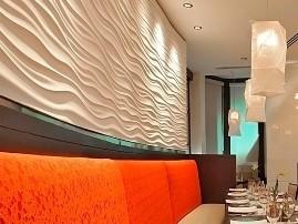 3D МДФ панели «Волна»