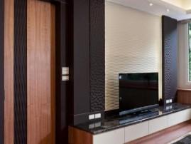 3D МДФ панели как элемент декора