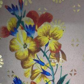 Мозаичное панно «Цветы 04»