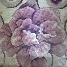 Мозаичное панно «Цветы 05»