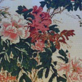 Мозаичное панно «Цветы 06»