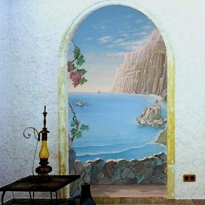 Художественные фрески
